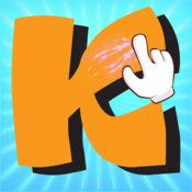 写英文字母 - 完善学前教育技能 1164144822