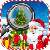 冬季圣诞隐藏对象 - 圣诞冬季 1