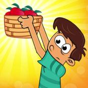 卖水果篮折腾 - 弗里克农作物收集游戏