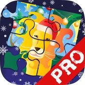 圣诞智力游戏 | 圣诞丛林动物拼图 PRO 5