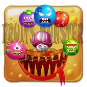 水果怪物爆炸 1