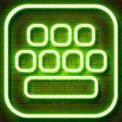 霓虹LED键盘  1
