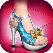 高跟鞋 鞋的女孩  游戏女孩的女鞋集合 1.0.1