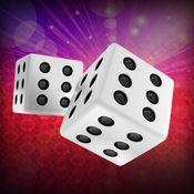 掷骰子大扑克骰子游戏 - 经典滚动播放并赢得 1