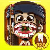 船长海盗牙医 - 牙玩游戏的孩子们 Pro 1
