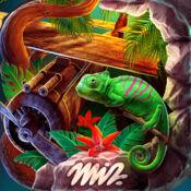隐藏的物体丛林神秘 - 找到对象游戏 2.2