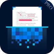 PDF扫描仪专业版:文档编辑、标注、打印