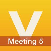 V-CUBE Meeting 5 中文版 5.1.5