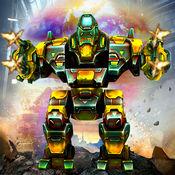 未来机器人战争攻击:最后的战斗 1.5
