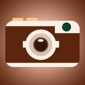 HipstaCam :照片编辑器有了胡须,胡须,眼镜和更多