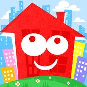 戏谷为孩子 - 通过触摸和了解创意游戏 1.4