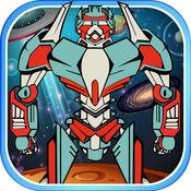 银河外国人跳转浏览器 - 太空卫士机器人救援任务 - Pro 1