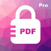 照片转PDF Pro - 最方便的照片转PDF、PDF加密工具 1