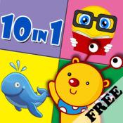 宝宝记忆游戏 - 宝宝记忆潜能大开发多主题记忆游戏FREE 1