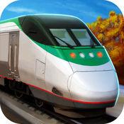 模拟火车10 - 列...