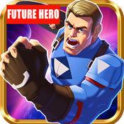 超级英雄街头争...