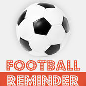 足球提醒应用程序 - 时间表活动日程提醒,运动