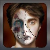 僵尸换脸相机 - 照片变脸恐怖贴纸贴图神器 3.2