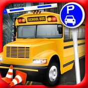 高中巴士停车场3D测试版模拟器 1.1.4
