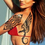 我的 纹身 照片 编辑器 - 最好的 纹身 和 设计 供 最酷 改