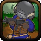 陆军丛林狙击手射击游戏 - 刺客要塞游戏免费 Army Jungle
