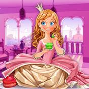 公主的生日蛋糕制造者烹饪游戏 - 让你自己的蛋糕