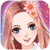 公主的晚礼服设计-美少女换装搭配女生游戏 1