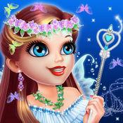 公主仙女化妆我 1