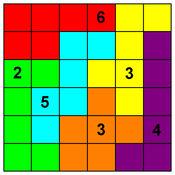 变形数独 - 3x3 到 16x16 1.8