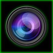 玩转4照片,广告太阳眼镜,眼球和更多的图片与XERO努力为iPhon