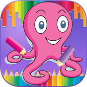 海洋动物图画书 - 为孩子 1.0.0