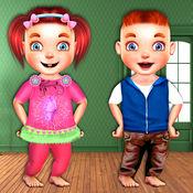 公主的孩子双胞胎裁缝名人打扮沙龙 & 时装设计师精品 1.0.