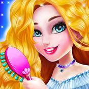 公主长发沙龙:女孩游戏 1