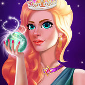 公主魔术女孩化妆 1