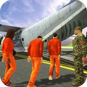 军囚犯飞机交通:卡车巴士驾驶 1.1