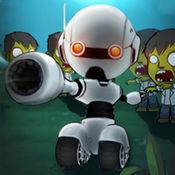 亡命逃脱3:机器人大战僵尸(僵尸联盟物理动作冒险游戏) 3.1