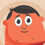 脂肪六包 - 训练自己适合! 1