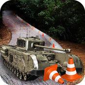 军队 坦克 战斗 领域 驱动程序 1