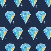Pattern 图案 - 用超可爱的贴纸制作壁纸 1.1