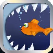 黄金鱼复仇:鲨鱼运行和攻击种族为孩子 1.1