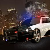 快速城市警察报复赛车 - 免费的多人游戏 1