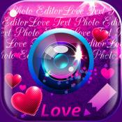 爱文字照片编辑器 - 写在你喜欢的图片浪漫消息的和报价 2.