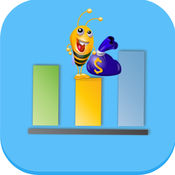 蜜蜂流量秘书 - 流量监控网络测速移动营业厅助手
