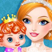 公主妈咪与小宝宝 - 新生儿护理游戏 1.5