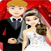 王子公主的婚礼沙龙,美容时尚女孩儿童游戏 2