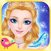 公主沙龙之灰姑娘辛德瑞拉-女孩子们的打扮、化妆、换装游戏