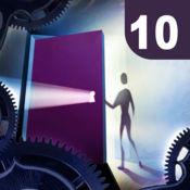 越狱密室逃亡游戏10:神秘宫殿的鬼屋逃生(恐怖推理解密逃脱