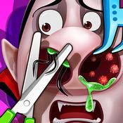 怪物鼻医:新儿童游戏 1