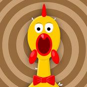 惨叫鸡-恶搞玩具音效办公室减压发泄小游戏 1