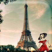 埃菲尔铁塔壁纸 – 巴黎主题背景对于主屏幕 1